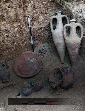 Археологическая практика в Каюково-1