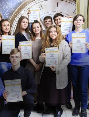В СурГУ отпраздновали День волонтера